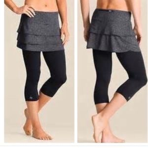 Athleta | Swagger Skirted Capri